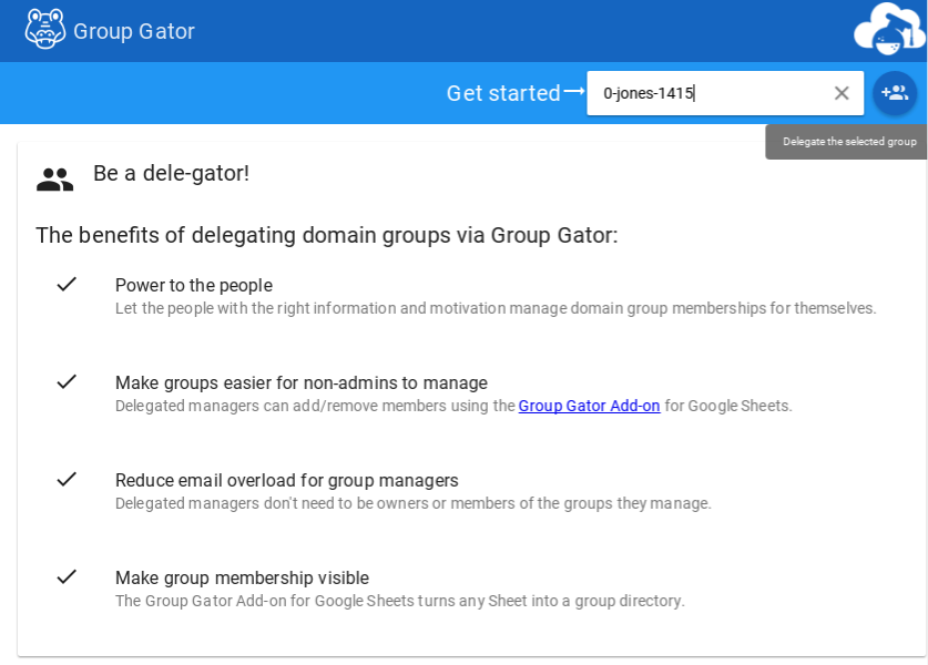 how do you make a group email